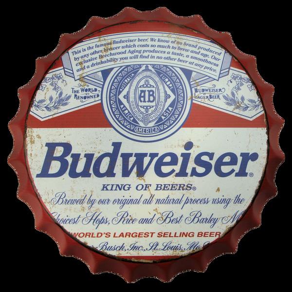 Bilde av Budweiser Beer Cap