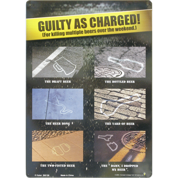 Bilde av Guilty As Charged