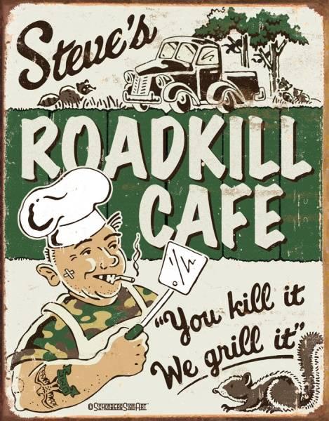 Bilde av Steve's Roadkill Cafe