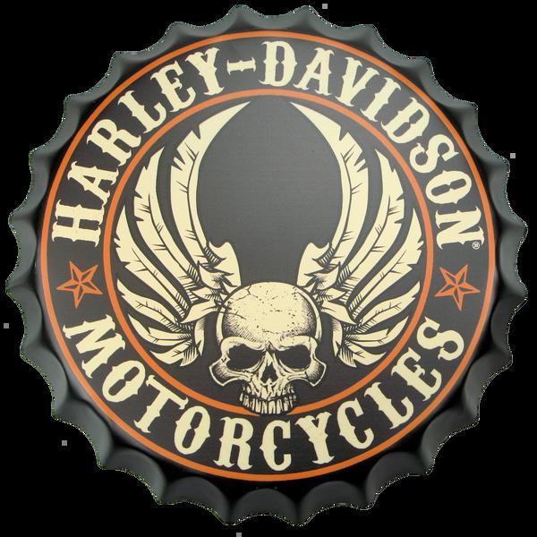 Bilde av Harley-Davidson Skull Cap