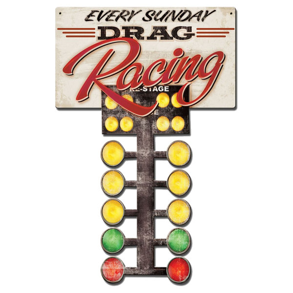Bilde av Drag Racing Sunday