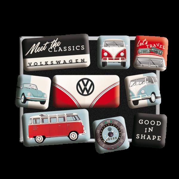 Bilde av Volkswagen Meet The Classics