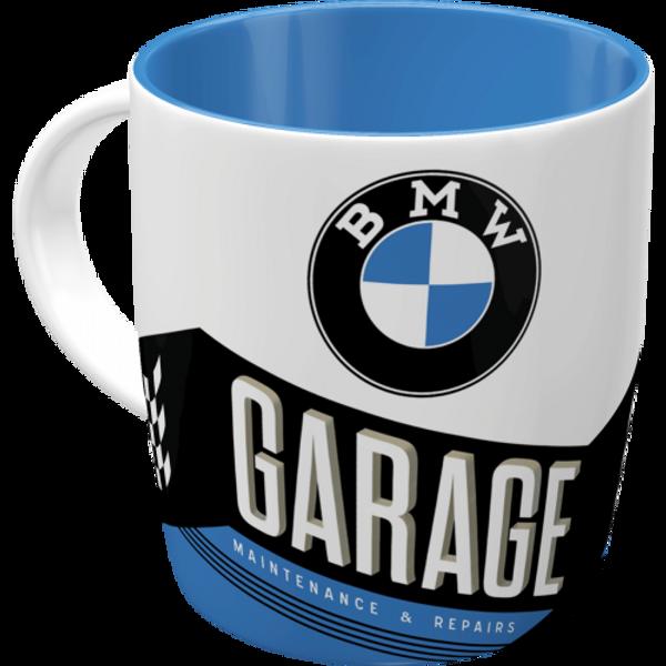 Bilde av BMW Garage