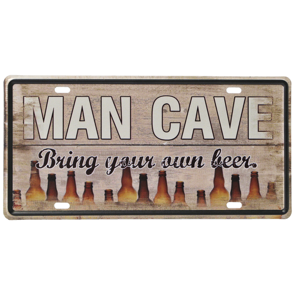 Bilde av Man Cave Bring Your Own