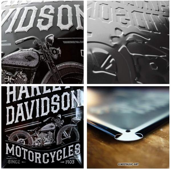 Harley-Davidson Motorcycles Eagle