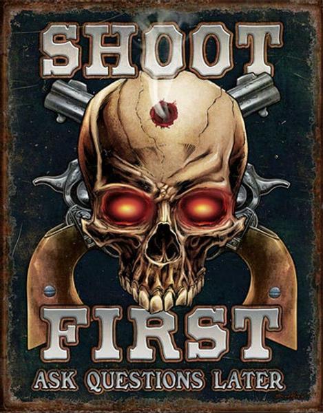 Bilde av Shoot First