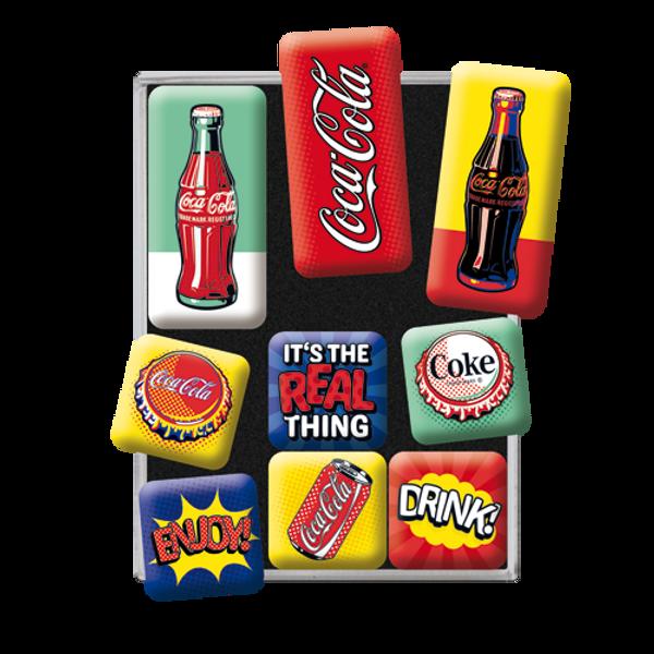 Bilde av Coca-Cola Pop Art