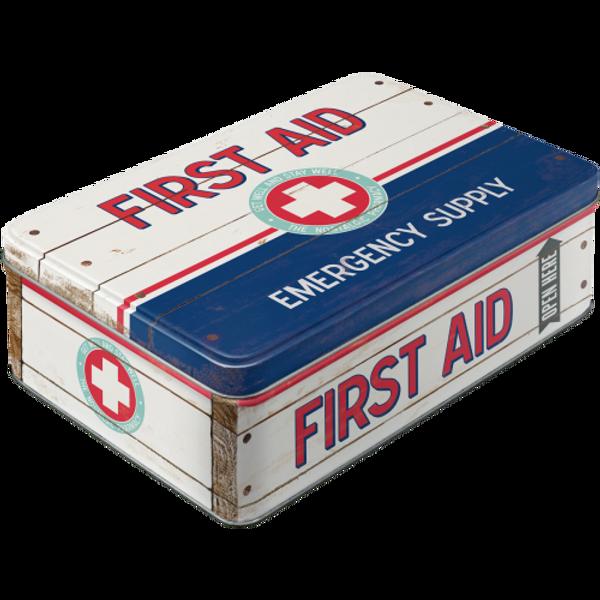 Bilde av First Aid Emergency Blue
