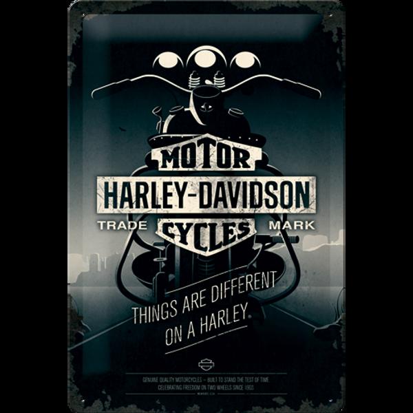 Bilde av Harley-Davidson Things Are Different