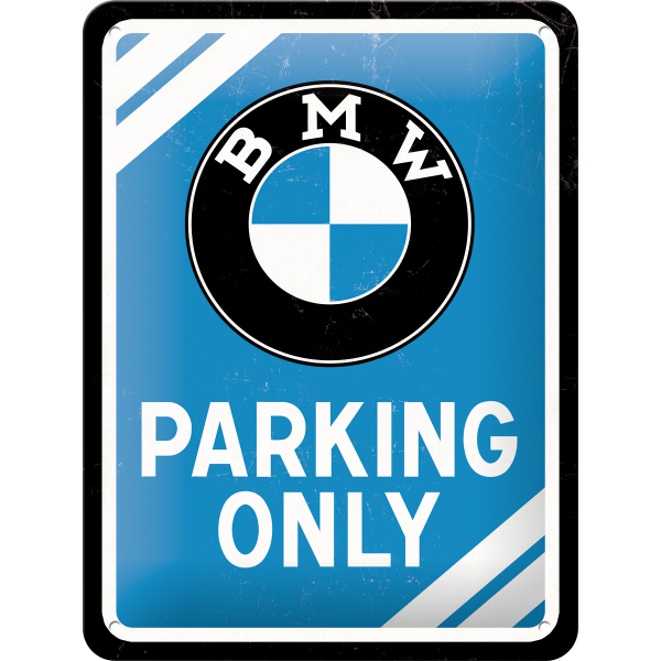 Bilde av BMW Parking Only A5