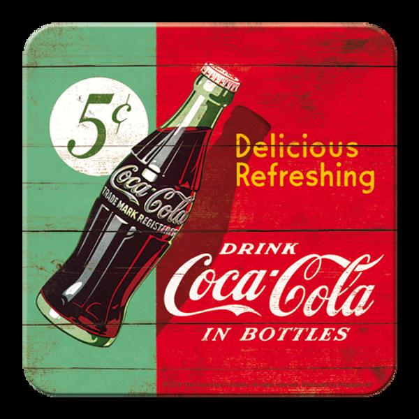 Bilde av Coca-Cola Delicious Refreshing Green