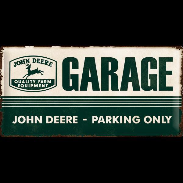 Bilde av John Deere Garage 25x50