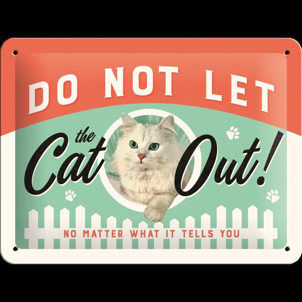 Bilde av Do Not Let The Cat Out