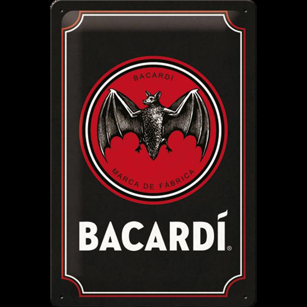 Bilde av Bacardi Logo Black
