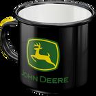 John Deere Logo Black