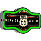Route 66 Service Station LED Tube