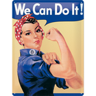 Rosie The Riveter A3