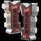 Cold Beer LED Mini Skilt