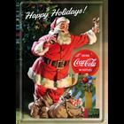 Coca-Cola - Happy Holidays Santa