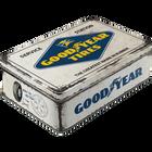 Goodyear White Logo