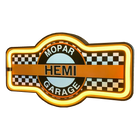 Mopar Hemi Garage LED Tube