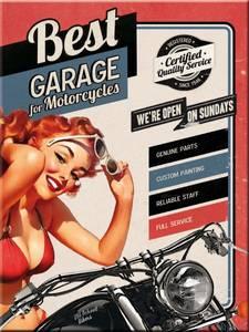 Bilde av Best Garage Red