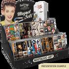 Magnetsett - Display Papp Sort