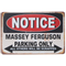 Notice Massey Ferguson