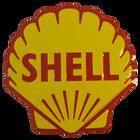 Shell Pecten Logo 1955 - 30cm