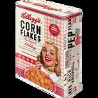 Kelloggs Girl Corn