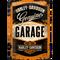 Harley-Davidson Garage A4