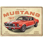 Ford Mustang GT 1967 Red