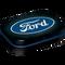 Ford Logo Blue Shine