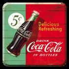Coca-Cola Delicious Refreshing Green