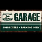 John Deere Garage 25x50