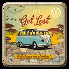 Volkswagen Bulli Let's Get Lost