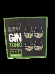 Bilde av Riedel Gin & Tonic 4-pk