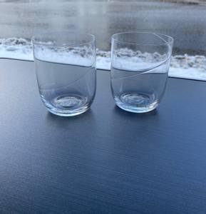 Bilde av Line Old Fashioned glass 2-pk (gammelt)