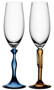 Bilde av Two of us champagneglass
