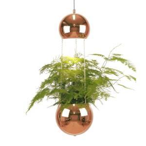 Bilde av Planter taklampe kobber