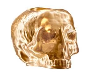 Bilde av Skull Metallic Gold