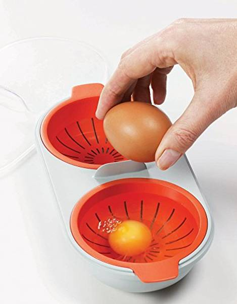 Egg posjerer for mikro