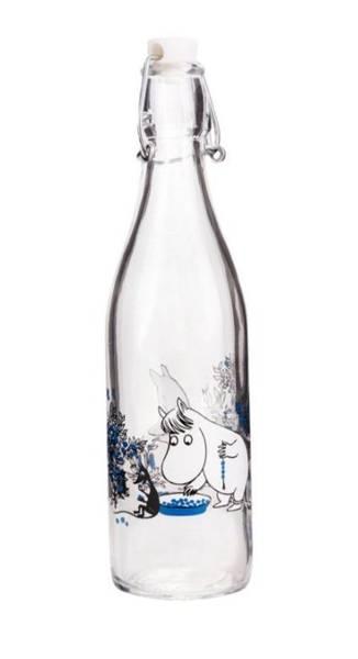 Mummi flaske Blåbær 0,5l.
