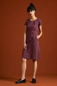 Bilde av King Louie Smal kjole Mona Pose, Grape Red