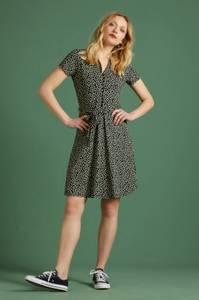 Bilde av King Louie Kort kjole Emmy Sevres, Sort m/mønster