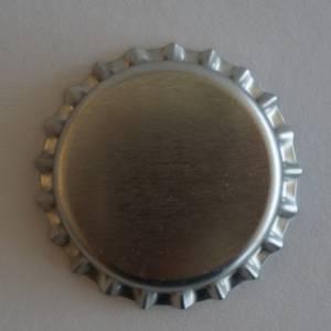Bilde av Flaskekork 26mm sølvfarget