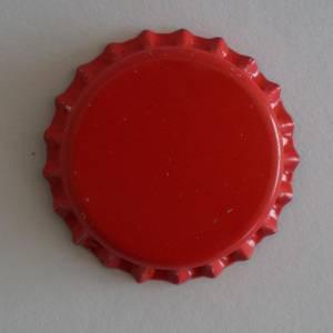 Bilde av Flaskekork 26mm rød