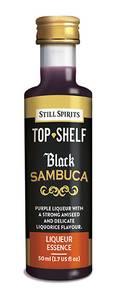 Bilde av SS Top Shelf Black Sambuca