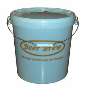 Bilde av 30 liters gjæringskar
