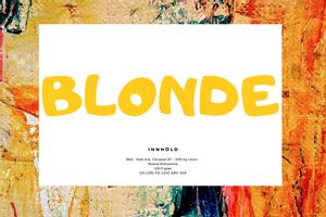 Bilde av Blonde